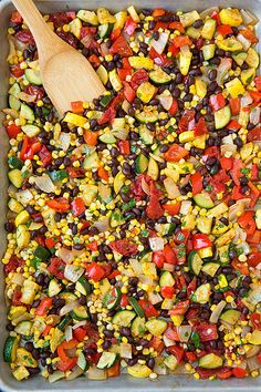 27 Easy Meals That Won't Break The Bank/Roasted veggie tacos