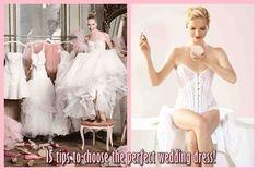 15 χρήσιμα tips για να διαλέξεις το ιδανικό νυφικό!