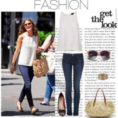 """""""Olivia Palermo Style"""" by gabriela2105 on Polyvore"""