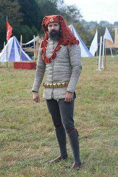 Referencias medievais Renaissance Fair Costume, Renaissance Men, Medieval Costume, Medieval Armor, Medieval Fashion, Medieval Clothing, Steampunk Clothing, Steampunk Fashion, Historical Costume