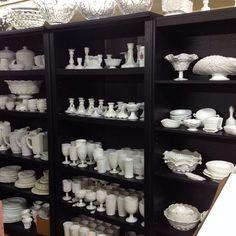 Magic Wand Craft, Milk Glass, Crafts, Vintage, Decor, Manualidades, Decoration, Handmade Crafts, Vintage Comics