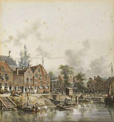 Het Utrechts Archief heeft op een veiling in Londen een tekening van de Bemuurde Weerd van Jan Hendrik Verheijen aangekocht. Volgens het archief gaat het om een belangrijke aankoop omdat van het getekende stadsdeel nauwelijks historisch beeldmateriaal van bestaat.