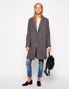 f ' s h i z z l e | fashion | Pinterest | Wool, Grey and Boyfriends