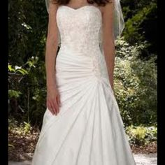 My wedding dress!!