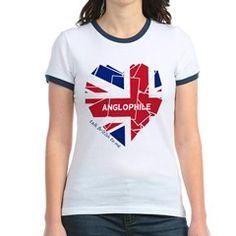 Union Jack Tshirt $21 #british