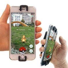 Pokemon Go Accessories One Hand Easy Catch Holder - $15.90 - http://amzn.to/2asZcQc