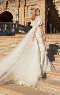 Bridal runway trend: Tal Kahlon 2015 Wedding Dress Collection