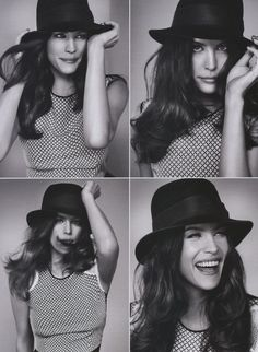 Liv Tyler with makeup by Lisa Eldridge for Marie Claire UK
