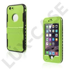 Redpepper (Grøn) iPhone 6 Vandtæt Cover
