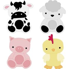Silhouette Design Store: animal set