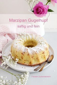 Rezept Marzipan Gugelhupf, einfach, wenige Zutaten, saftig, lecker You are in the right place about Healthy Drinks green Here we offer you the most beautiful pictures about the Healthy Drinks coffee y Banana Recipes, Ice Cream Recipes, Smoothie Recipes, Easy Cupcake Recipes, Snack Recipes, Pancake Recipes, Easy Desserts, Easy Recipes, Cupcakes