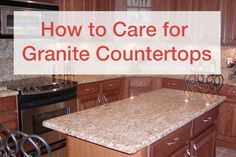 Granite Island Countertop | White / Tan / Beige | Kitchen Renovation |ADP  Surfaces Of Orlando Florida, Au2026 | ADP Surfaces Granite Countertops Of  Orlando ...