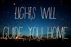 Fix You - Coldplay. One of my favorite songs ever. <3