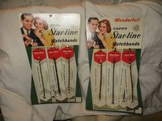 2  sets  1950  Topps Star-Line store by Linsvintageboutique