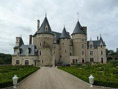 Château de Bussy Rabutin, Bourgogne, France