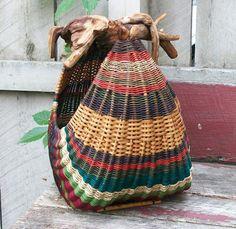 Juniper Root Rib Basket by Jamit