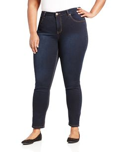 Liverpool Jeans Company Women's Plus-Size Abby Skinny Jean * Tried it! Love it! Click the image. : Plus size jeans