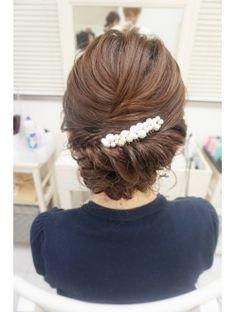 Mom Hairstyles, Wedding Hairstyles, Up Styles, Long Hair Styles, Beautiful Haircuts, Hair Arrange, Long Hair Cuts, Cut And Style, Hair Dos