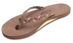 6b7cc32e7a48 Looking for the perfect Rainbow Rainbow Womens Twisted Sister Sandal -  Expresso Dark Brown