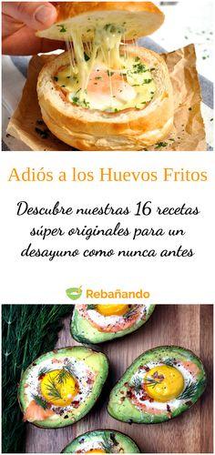 Snack Recipes, Cooking Recipes, Healthy Recipes, Snacks, Good Food, Yummy Food, Huevos Fritos, Food Hacks, Catering