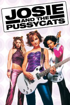 Josie and the Pussycats (2001) - Deborah Kaplan & Harry...: Josie and the…