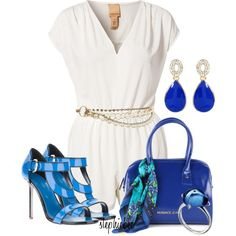 Untitled #716 by stephiebees on Polyvore
