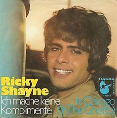 Ricky Shayne. Ich mache keine Komplimente. 1969
