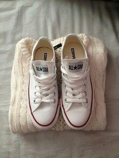 Simple White allstars!