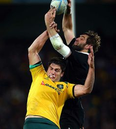 Second-row - Sam Whitelock (New Zealand): He has been key to the improved All Blacks lineout this year, seen fully to advantage when jumping at the back in the final quarter against England at Twickenham. Mobile around the park and strong in the tight, he, like Etzebeth, is the embodiment of the modern lock.