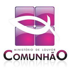 ADSM - MLC Ministério de Louvor Comunhão - logo em parceria com meu amigo e designer Toninho Fernandes