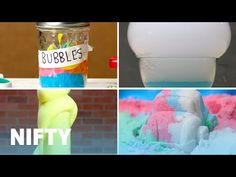 9 Kid-Friendly Science Experiments - YouTube