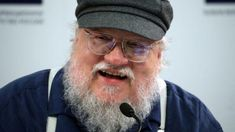 George R. Martin says Game of Thrones could have gone 13 seasons; Funko prepares two new releases Hodor Hold The Door, A Dream Of Spring, Watchers On The Wall, Miss The Old Days, The Winds Of Winter, Game Of Thrones Prequel, Jonathan Ross, George Rr Martin, Film Institute
