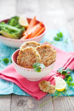 Galettes végétales coco-coriandre - 100 % Végétal | Cuisine vegan