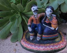 Castillo. Dia de los Muertos. My Garden. 2
