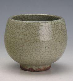 the leach pottery, st. Ives, Bernard Leach teabowl