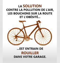 Le vélo est la solution