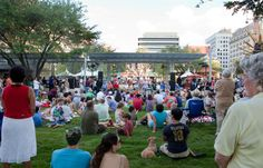 The Rest of the Best 2014: Houston's Top 10 Parks (Inside the Loop)