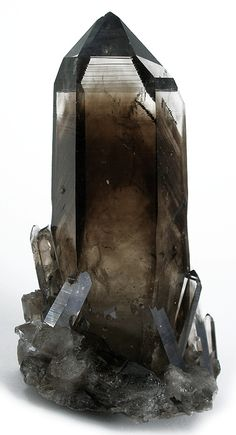 Smoky quartz | New Mexico