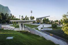 Estadio Borregos / Arkylab + Mauricio Ruiz