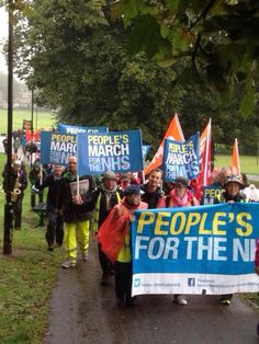 @keepnhspublic Calling on London to join PEOPLE'S MARCH FOR THE NHS Sat 6 Sept 10am Depart Edmonton Green #march4nhs pic.twitter.com/ZEJlp8KNY5