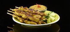Chicken Satay (Malaysian style)
