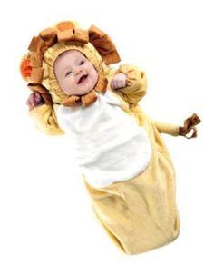 Underwraps Baby's Lion Bunting