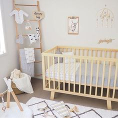Sonny and his Stag are popping up in the MOST stylish little boys rooms! Look at them here above the cot in the lovely home of @llmacca the soft neutrals, give this space all the fresh, clean, calm feels #littleone___ #nordickidsliving #kidsperation #mynordicroom #interior125 #interior123 #interior444 #interior4you #interior4all #kids_interior1 #projectnursery #kidsinteriors_com #handmadeaustralia #shopsmallau #handmadewithlove #kidsroominspo #kidsinterior #kidsinteriors ...