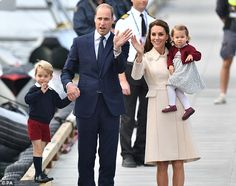 The Duke and Duchess of Cambridge are being sent to Germany and Poland on official visits ...