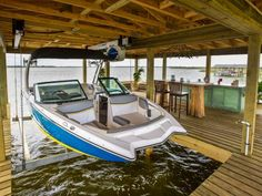 dock pictures from blog cabin 2014 - Boat Dock Design Ideas