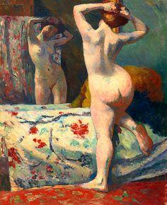 Henri Manguin, Le Reflet