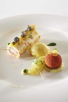 Bocuse d'Or 2015 | FRANCE - Fish dish :copyright: Photos Le Fotographe