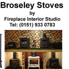Broseley Stoves available from Fireplace Interior, Liverpool. www.stovesliverpool.co.uk/about-stoves-liverpool.html