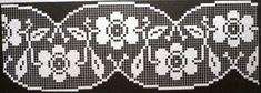crochet em revista: Entremeios
