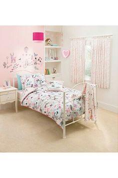 Asda bedding lilac, pink, mint tween bedroom